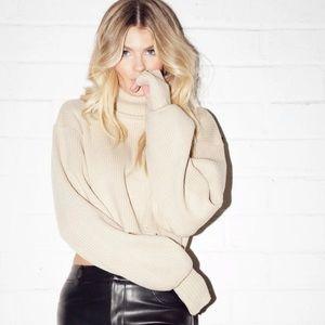 Fashion Nova Maddie Cropped Sweater